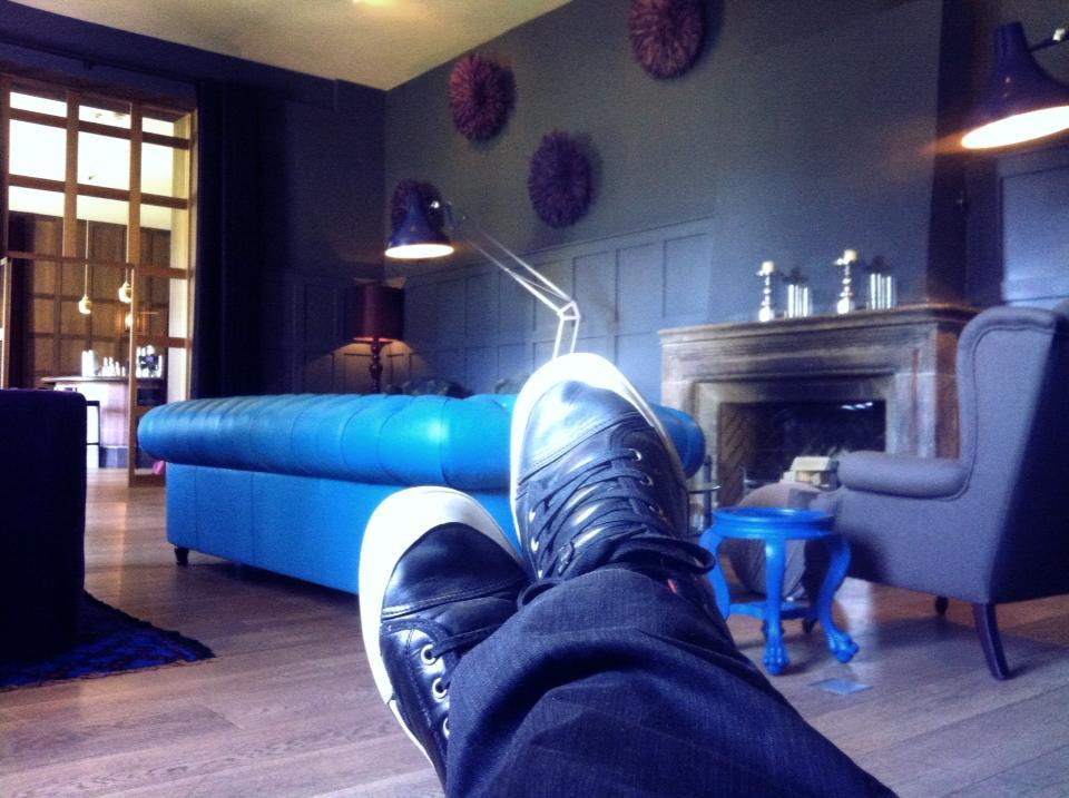 Der blaue Salon