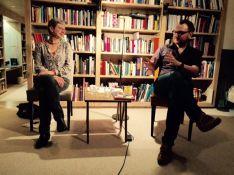 Lesung und Gespräch im Hotel Hochschober in Österreich, Juni 2016.
